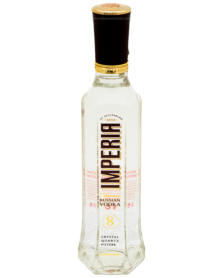 Russky Standart Imperia Vodka 40% 50cl