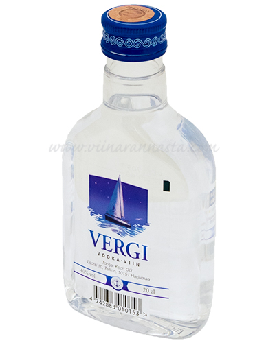 Vergi Vodka 40% 20cl