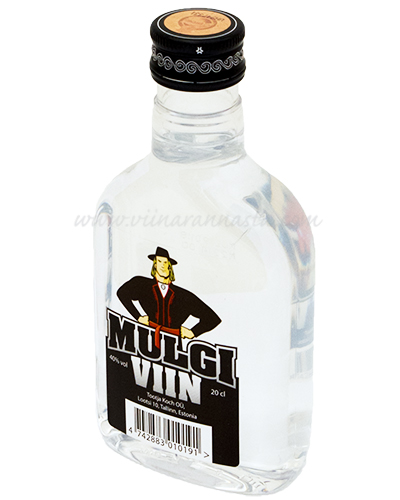 Mulgi Viin 40% 20cl PET