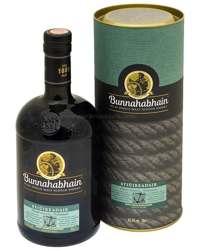 Bunnahabhain Stiuireadair 46,3% 70cl