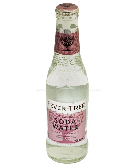 Fever Tree Soda Water 20cl