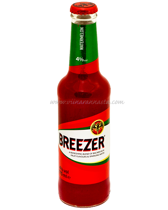 Bacardi Breezer Watermelon 4% 27,5cl