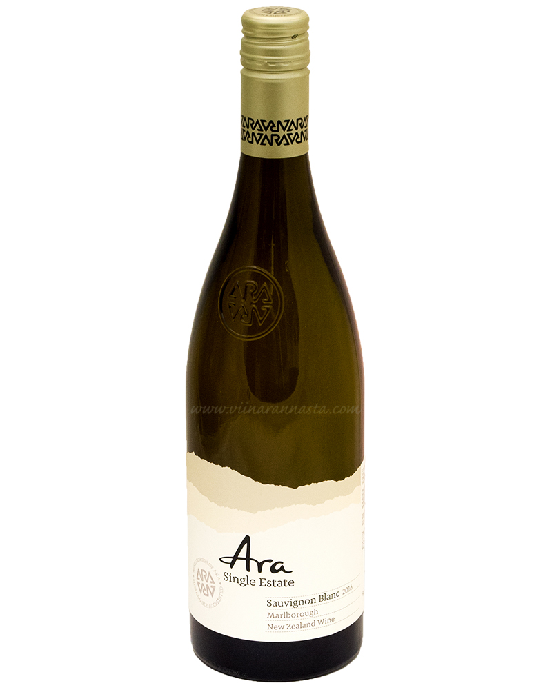 Ara Single Estate Sauvignon Blanc 13% 75cl