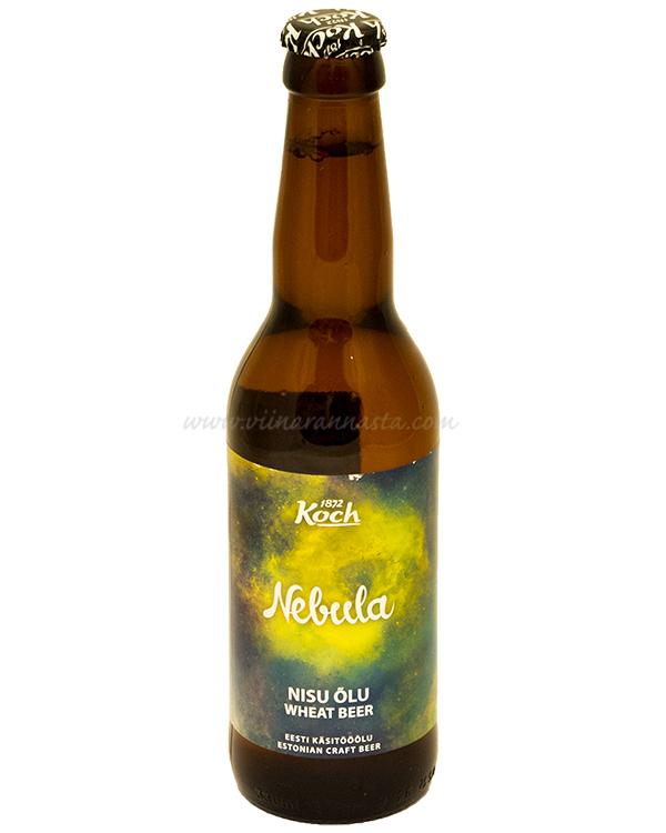 Koch Nebula Nisuõlu 5,2% 33cl