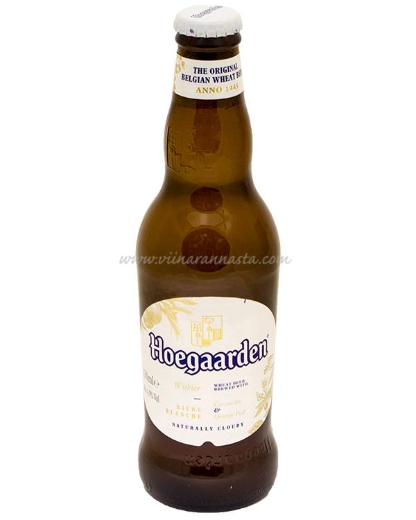 Hoegaarden Wheat Beer 4,9% 33cl