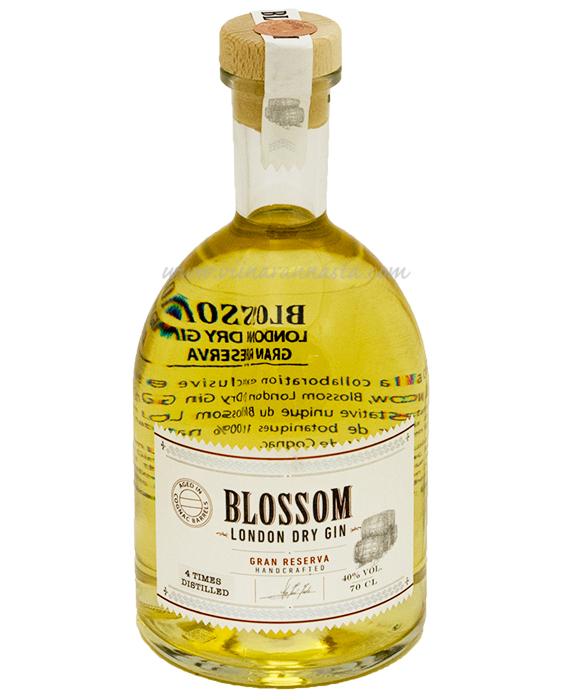 Blossom London Dry Gin Gran Reserva 40% 70cl