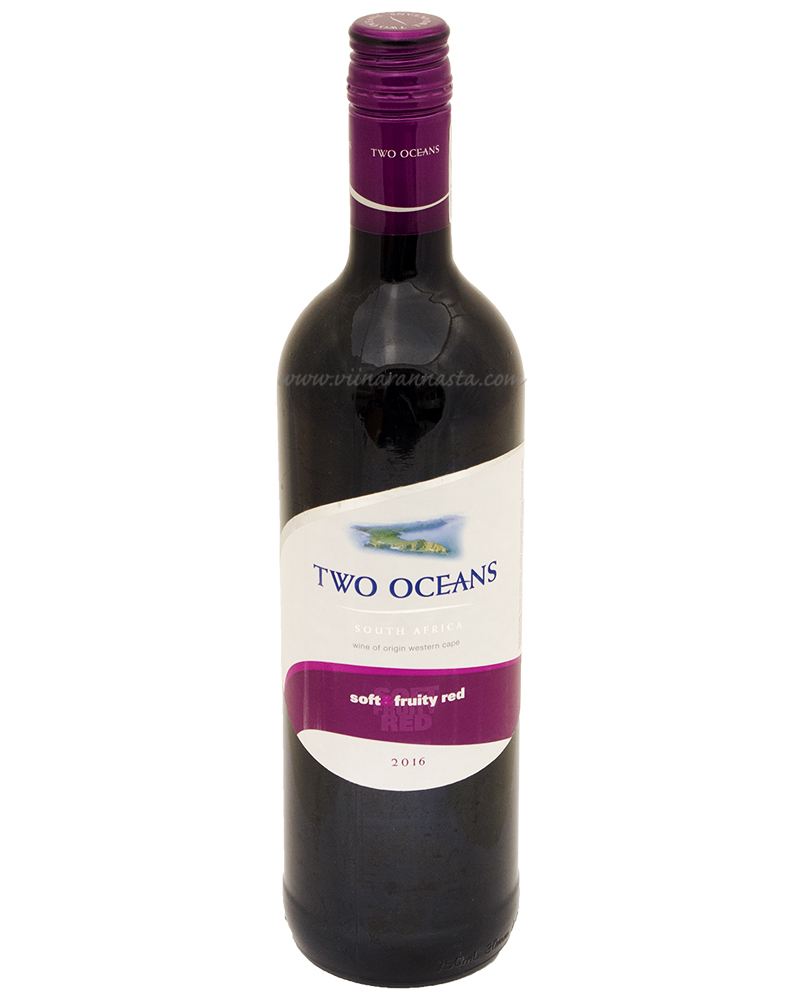 Two Oceans Soft & Fruity Red 13,5% 75cl