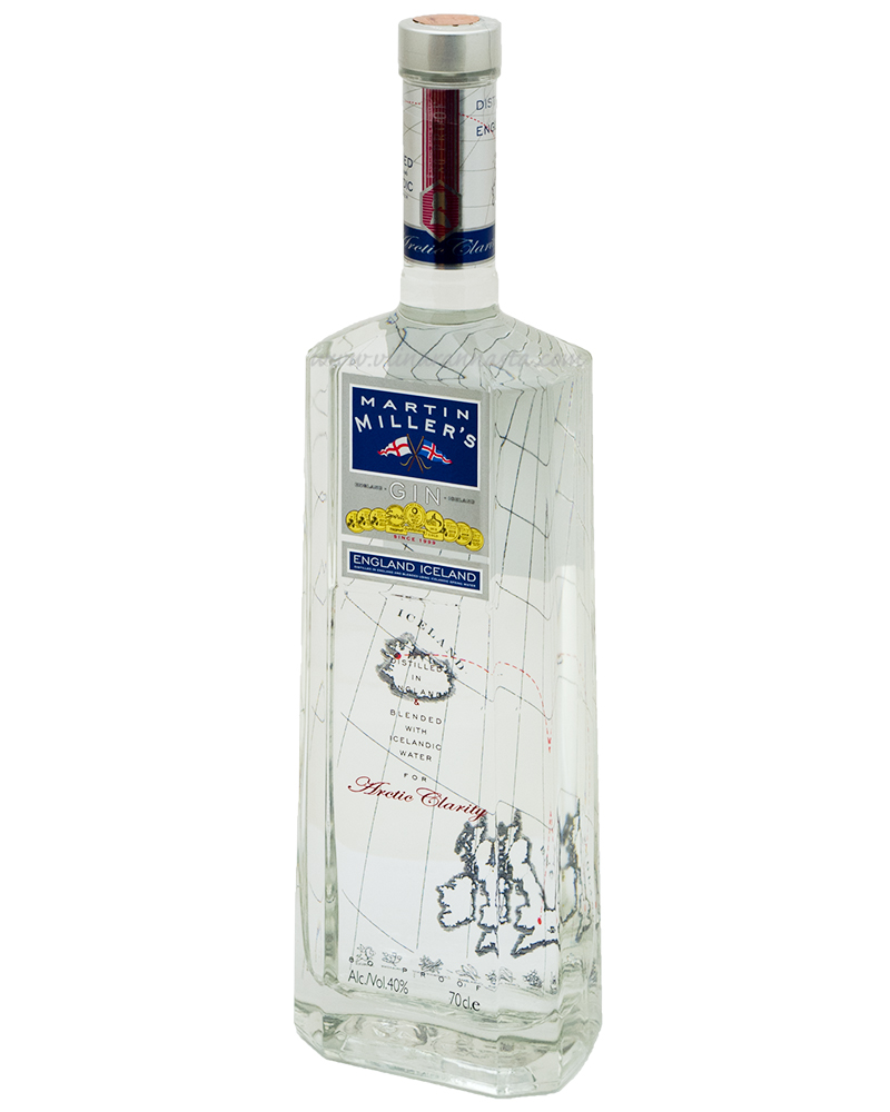 Martin Millers Gin 40% 70cl