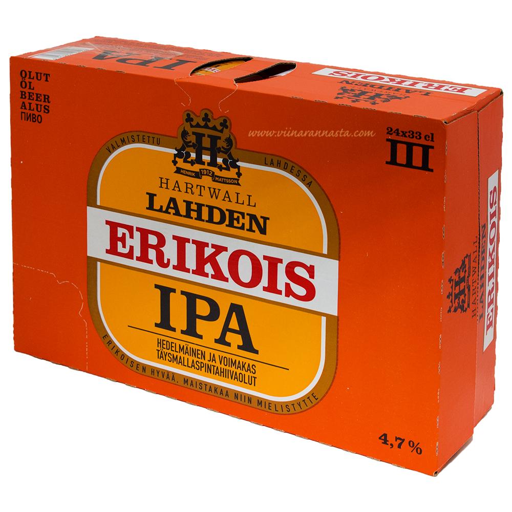 Hartwall Lahden Erikois IPA 4,7% 24x33cl