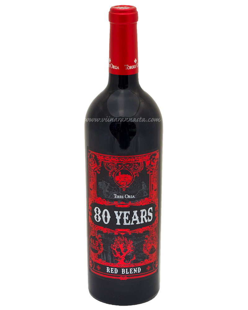 Torre Oria 80 Years Red Blend 13% 75cl