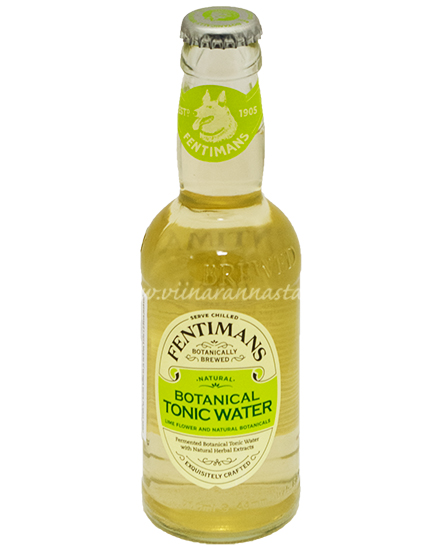Fentimans Botanical Tonic Water 20cl