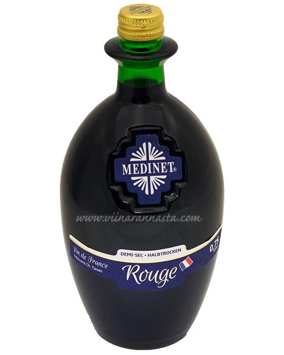 Medinet Rouge Demi Sec 12% 75cl
