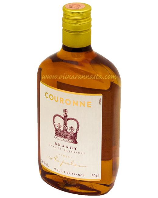 Couronne Brandy 36% 50cl PET