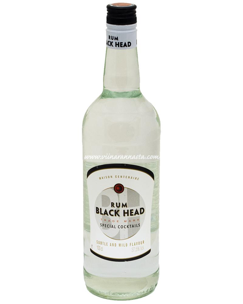 Black Head Rum White 37,5% 100cl