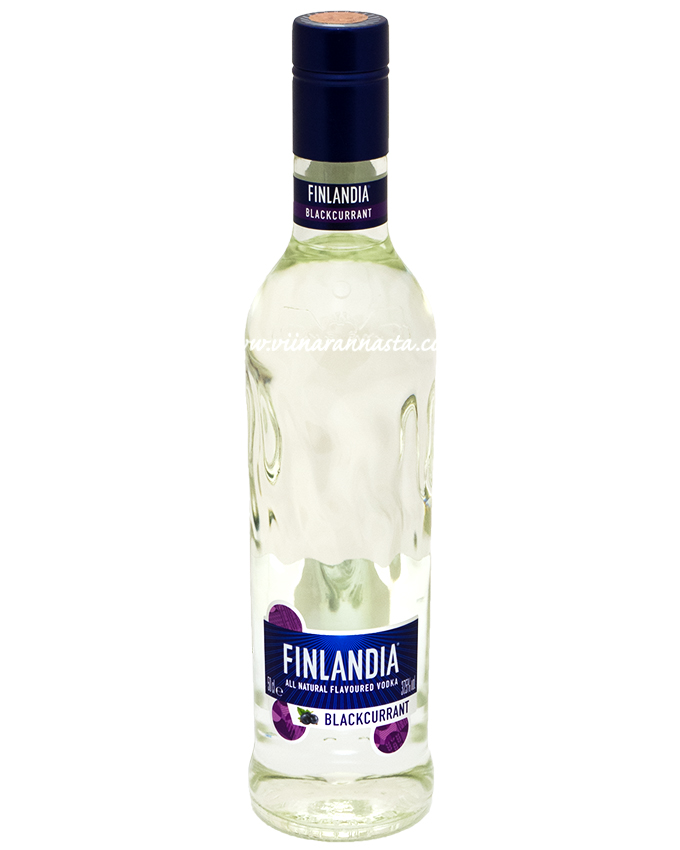 Finlandia Blackcurrant 37,5% 50cl