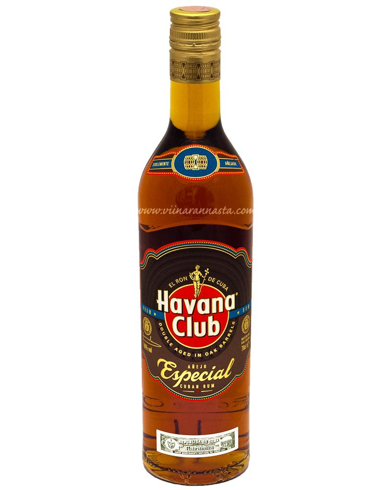 Havana Club Anejo Especial 40% 70cl