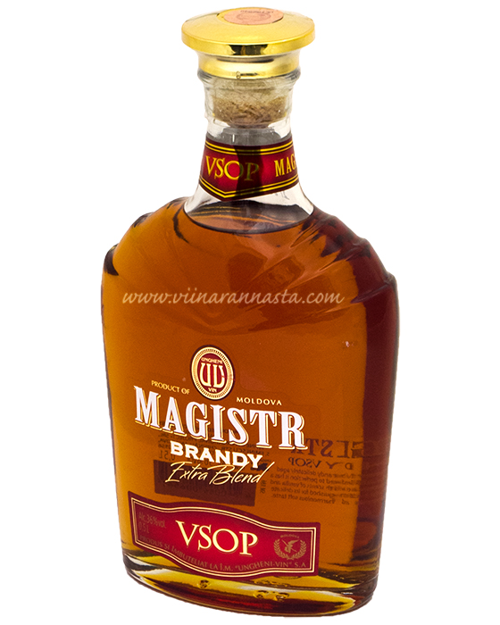 Magistr Brandy VSOP 36% 50cl