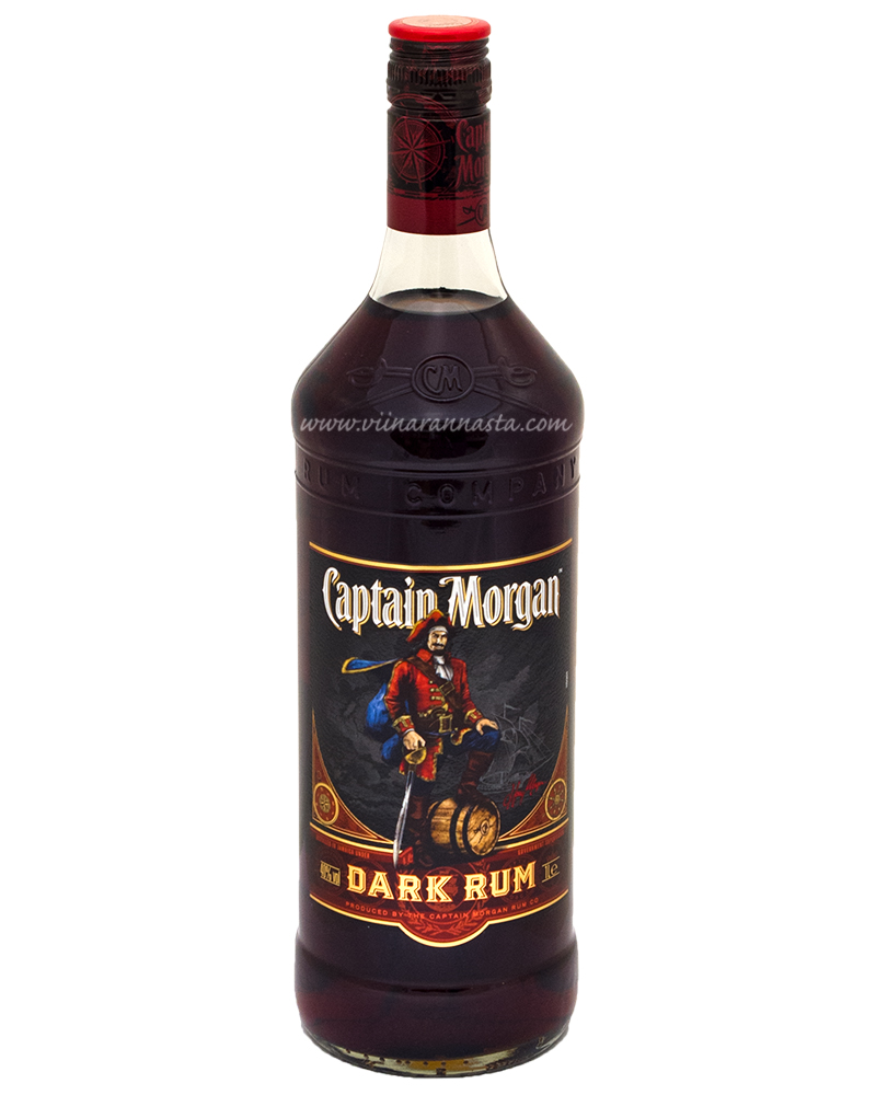 Captain Morgan Dark 40% 100cl