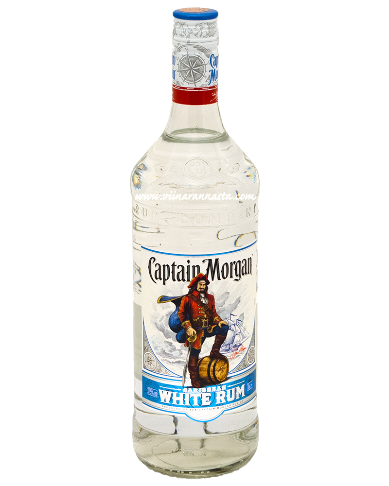Captain Morgan White 37,5% 100cl