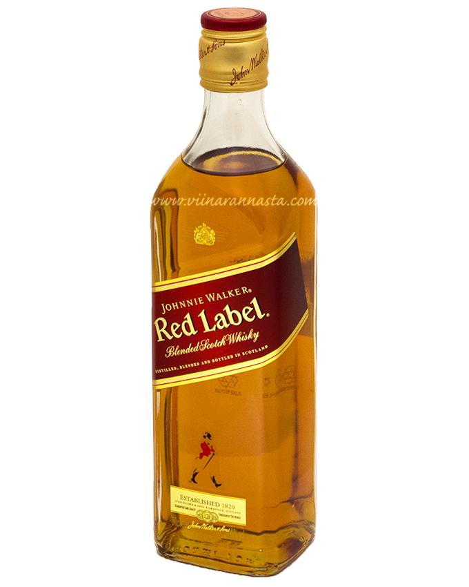 Johnnie Walker Red Label 40% 50cl