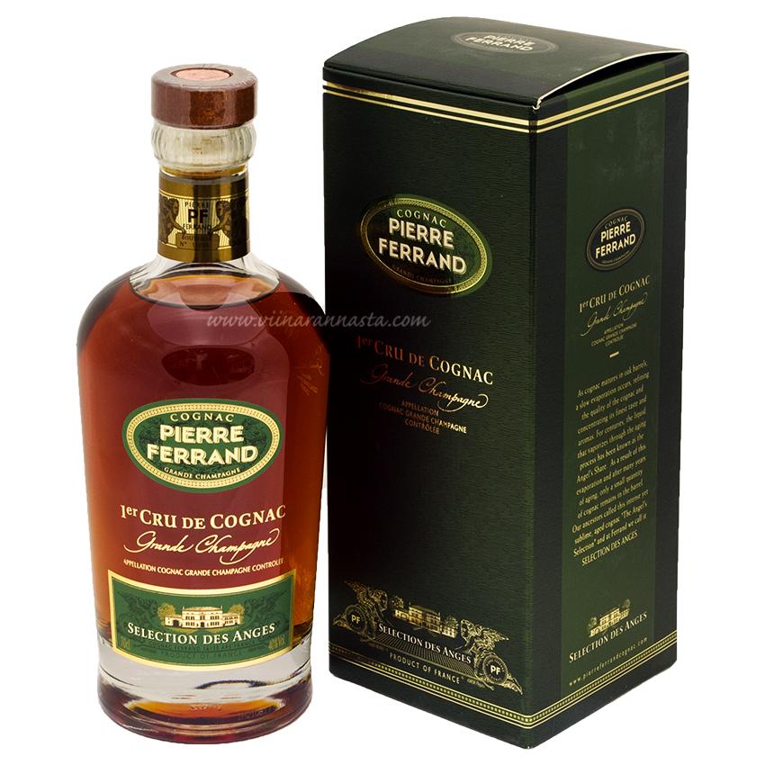 Pierre Ferrand 1er Cru Cognac Selection des Anges 40% 70cl