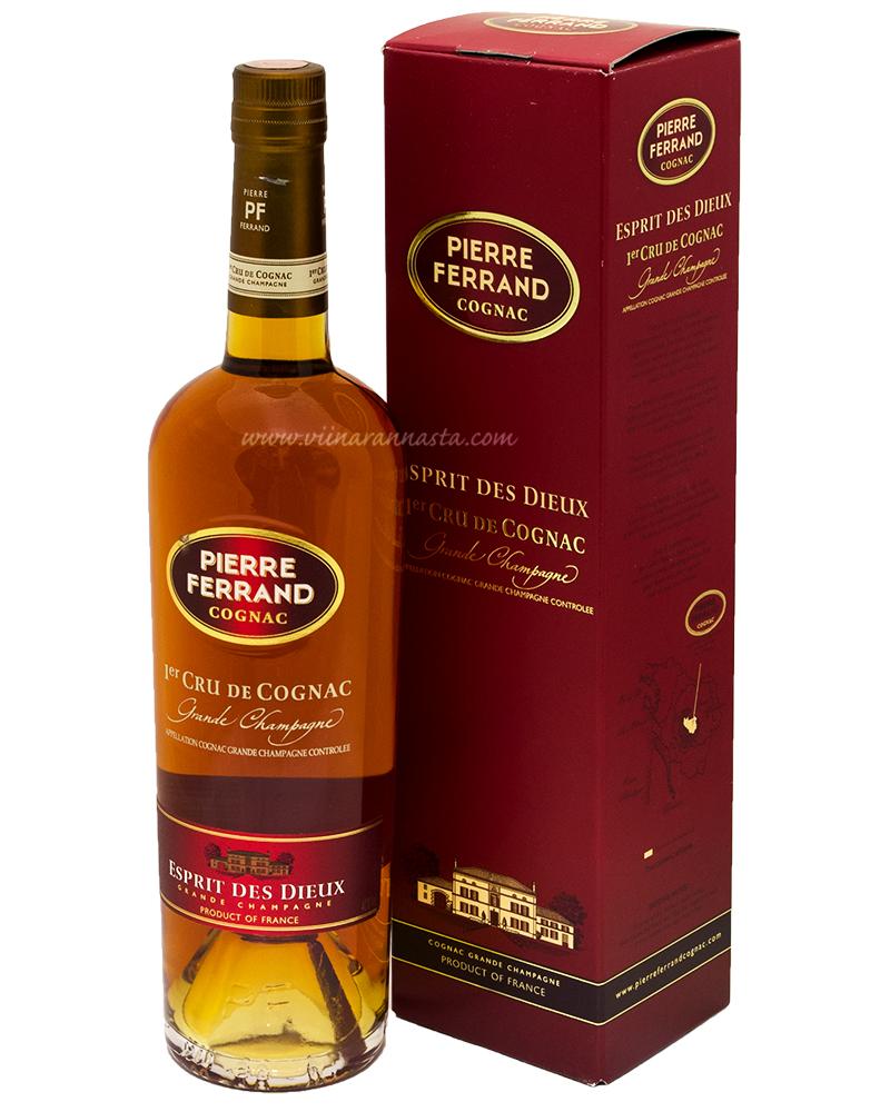 Pierre Ferrand 1er Cru Cognac Esprit des Dieux 40% 70cl