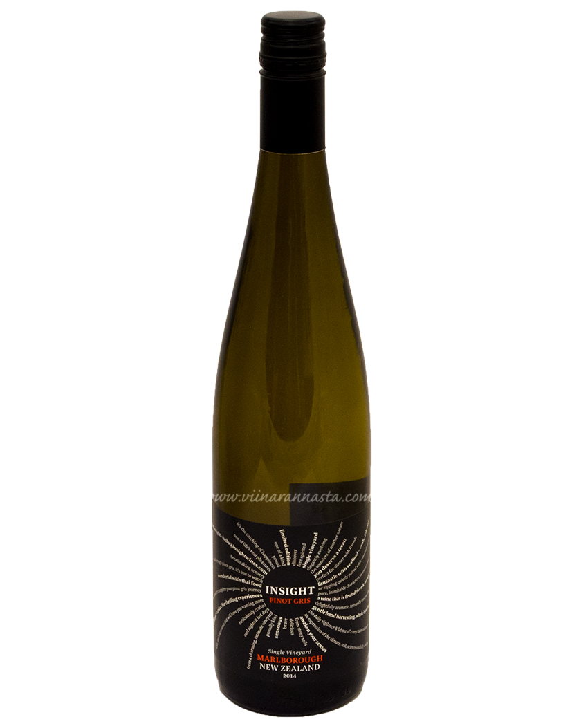 Insight Pinot Gris 13,5% 75cl