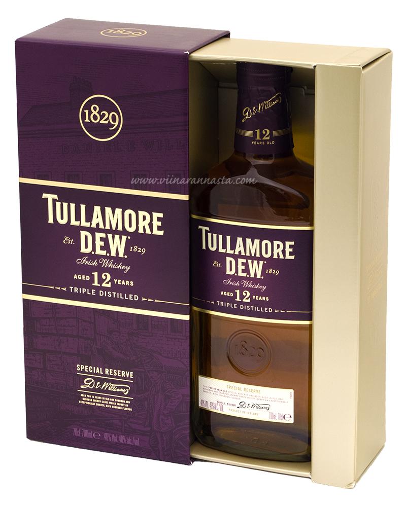Tullamore Dew 12YO 40% 70cl