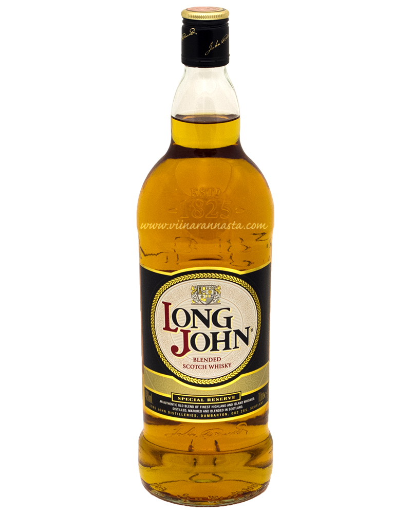 Long John Scotch 40% 100cl