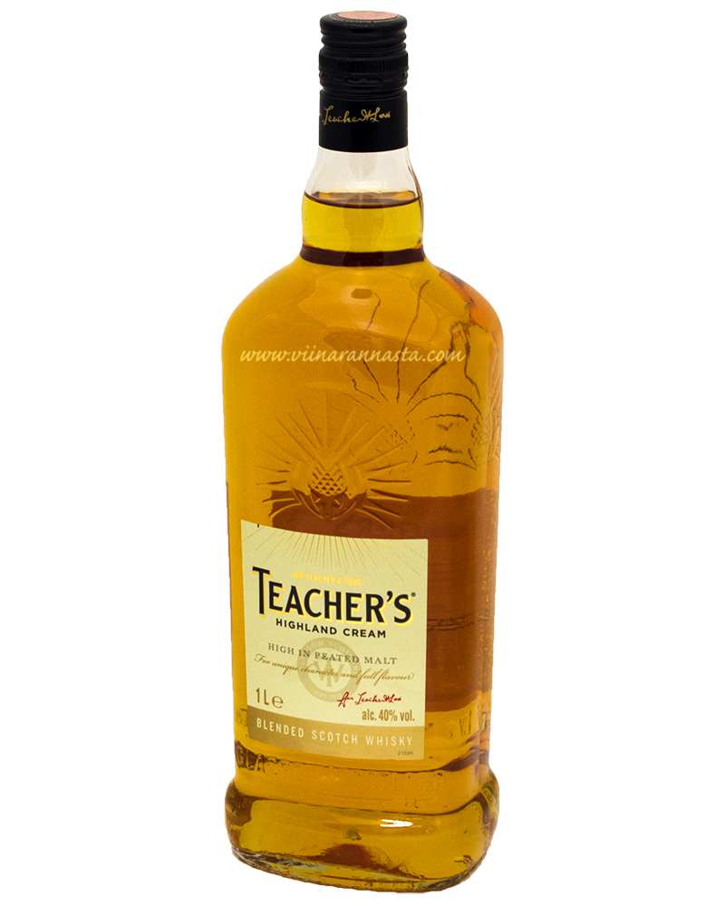 Teachers Highland Cream 40% 100cl