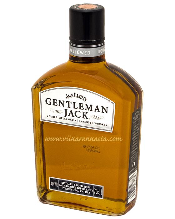 Jack Daniels Gentleman Jack 40% 70cl
