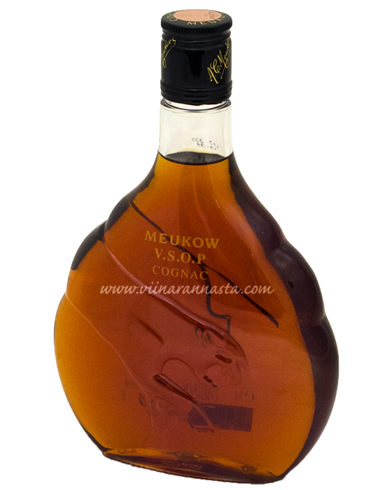 Meukow VSOP 40% 50cl PET