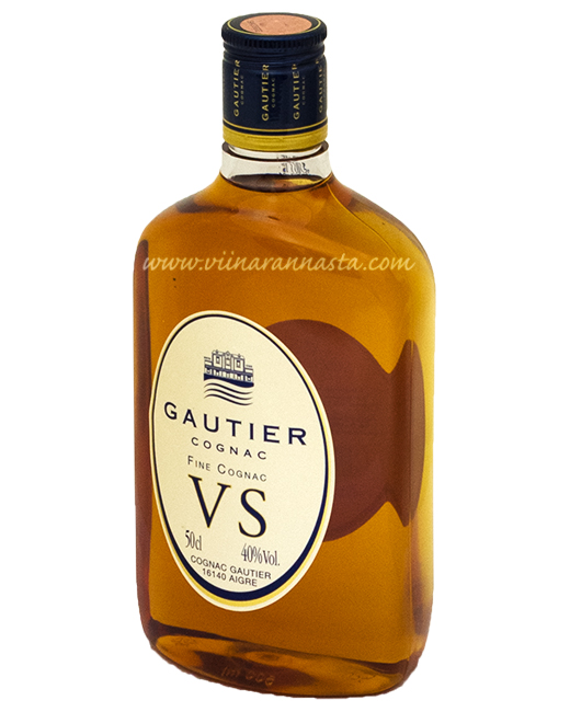 Gautier VS 40% 50cl PET