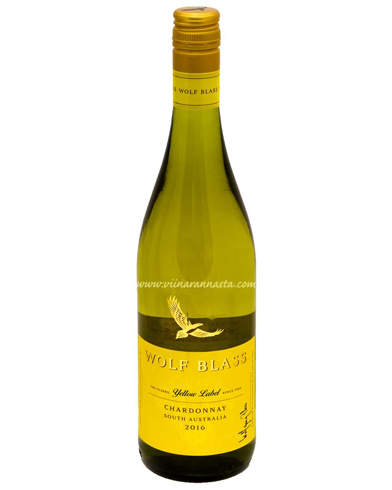 Wolf Blass Yellow Label Chardonnay 13% 75cl