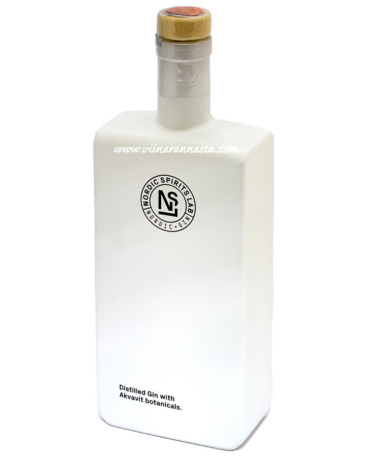 Nordic Spirits Lab Gin 41% 50cl