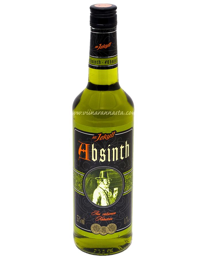 Mr.Jekyll Absinth 55% 70cl
