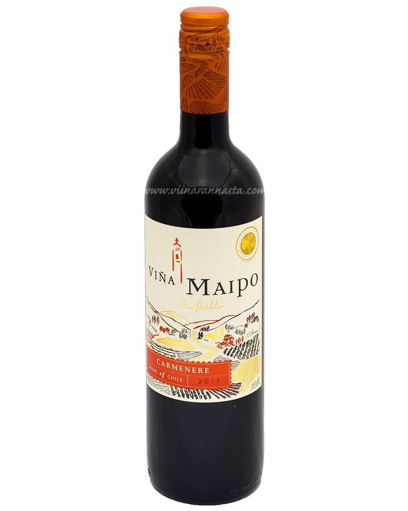 Vina Maipo Carmenere 12% 75cl
