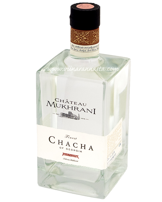Chacha 43% 70cl