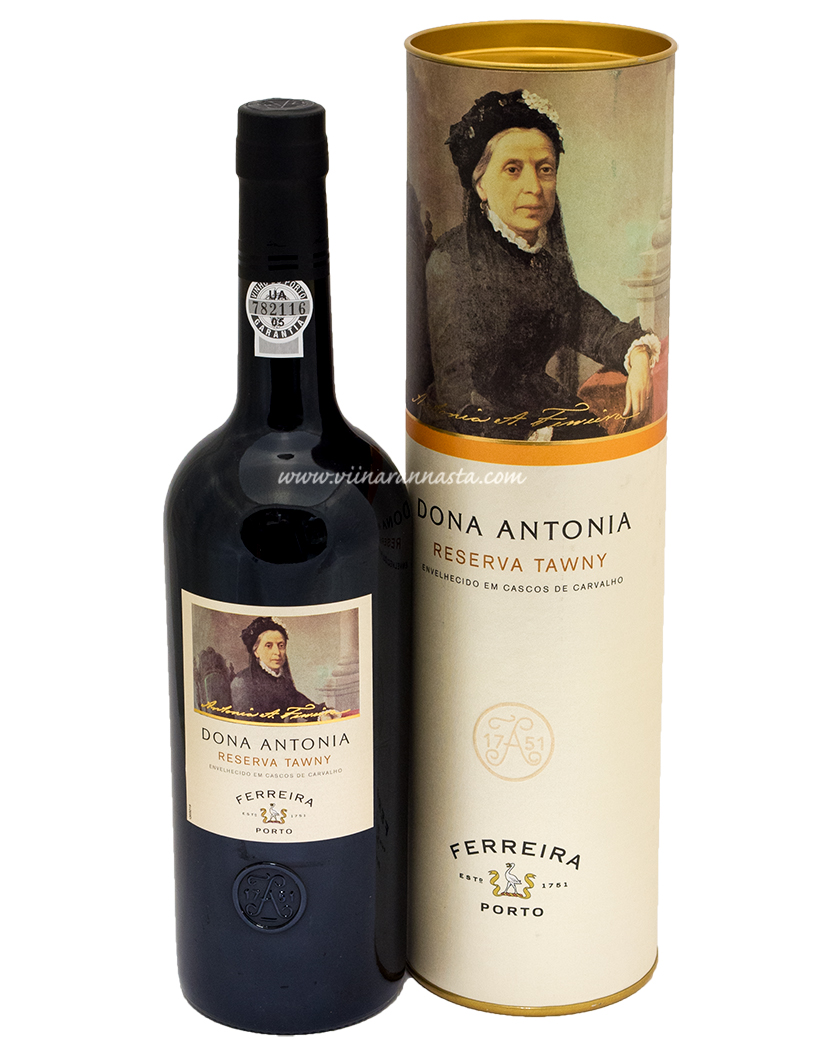 Ferreira Dona Antonia Reserva Tawny Porto 20% 75cl