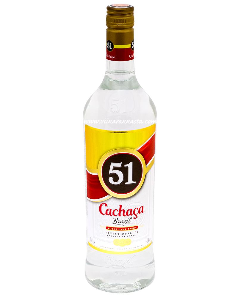 Cachaca 51 40% 100cl