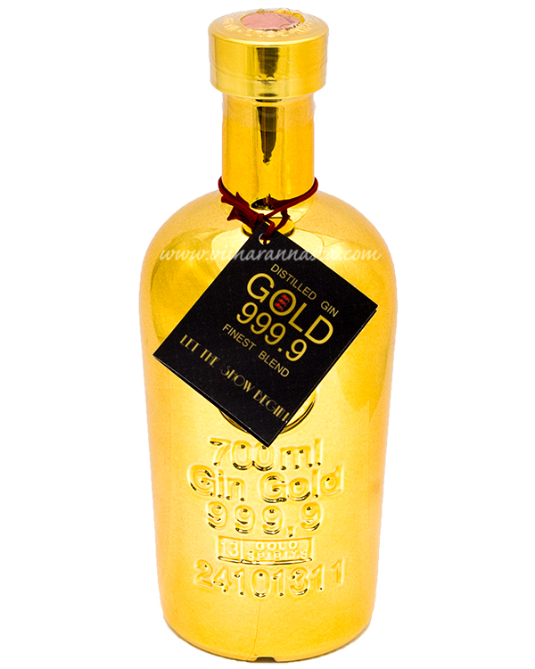 Gin Gold 999,9 40% 70cl