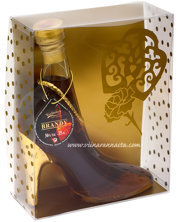 Falima Shoe Brandy 36% 35cl