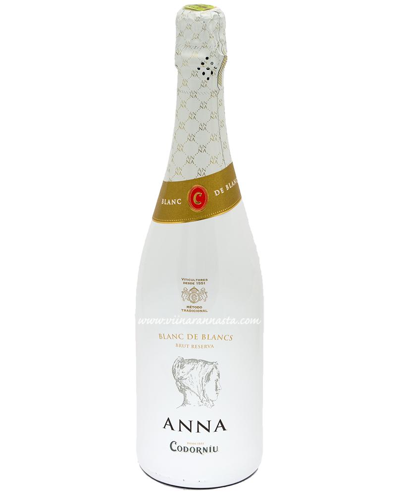 Anna de Codorniu Blanc de Blancs Cava Reserva Brut 11,5% 75cl