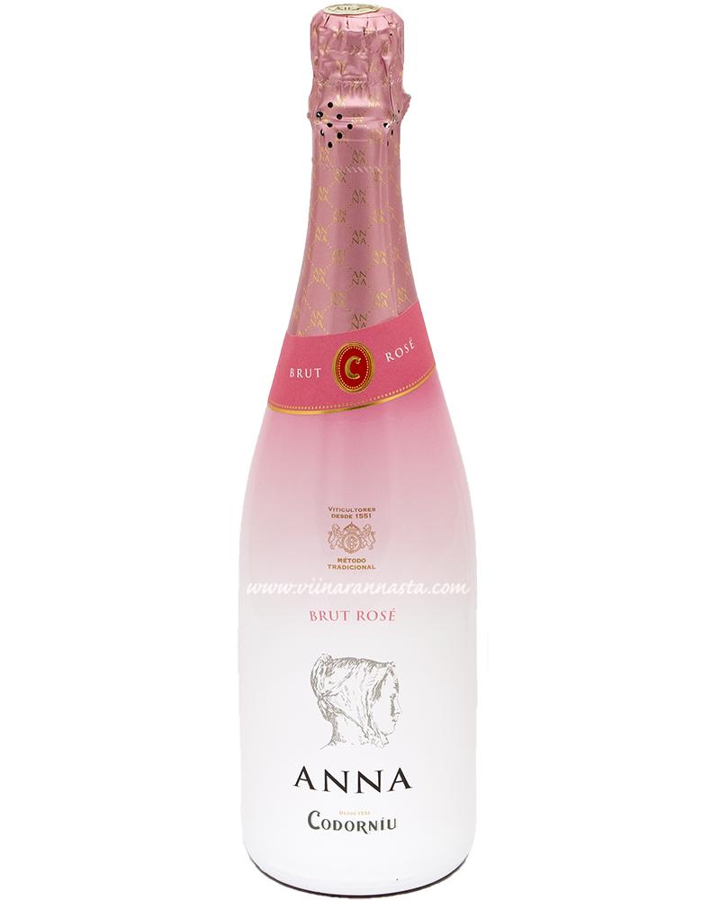 Anna de Codorniu Brut Rose 12% 75cl