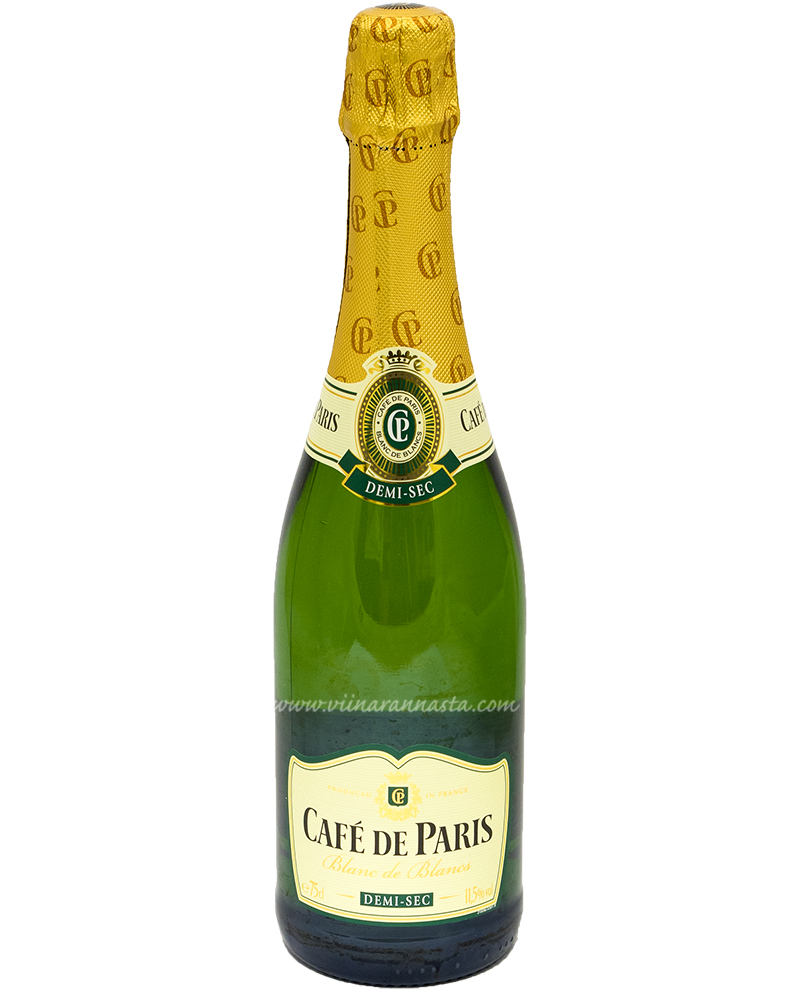 Cafe de Paris Demi-Sec 11,5% 75cl