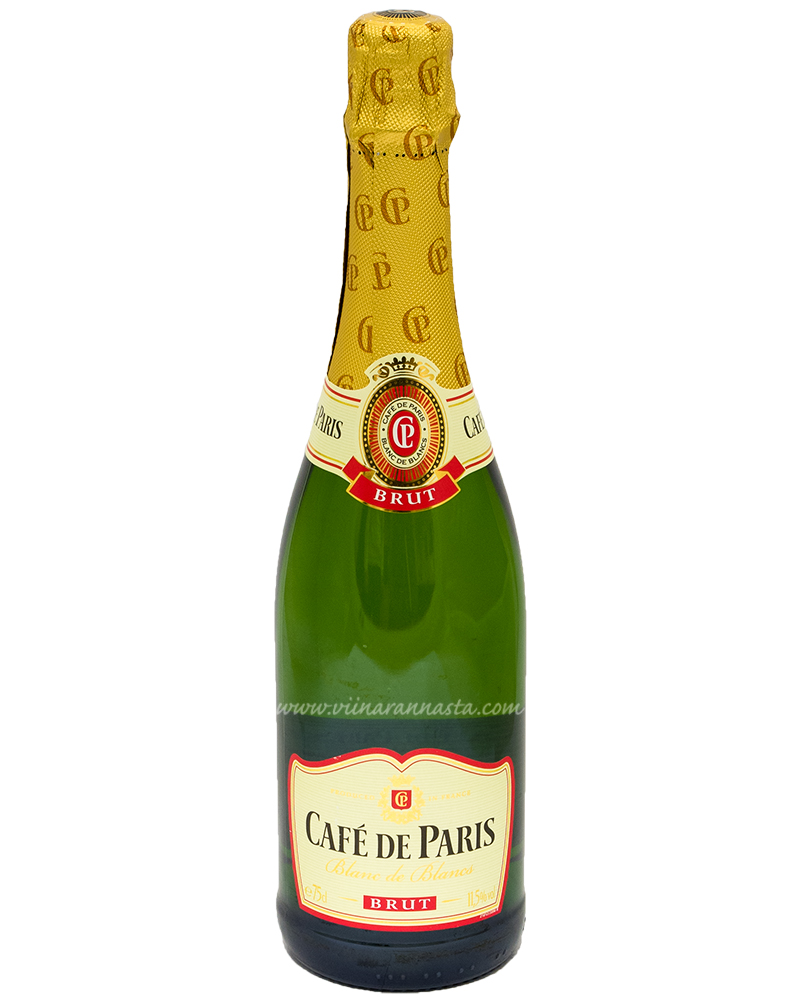 Cafe de Paris Brut 11,5% 75cl
