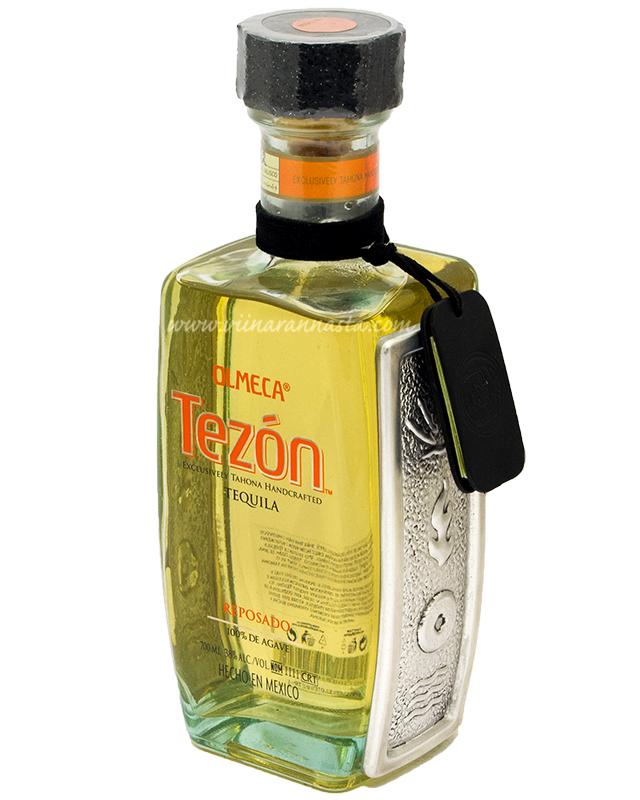 Olmeca Tezon Reposado 38% 70cl