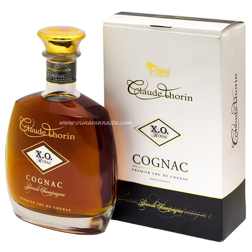 Claude Thorin XO Royal Cognac 40% 70cl