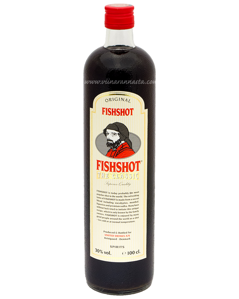 Fishshot The Classic 30% 100cl