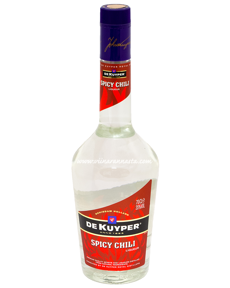De Kuyper Spicy Chili 35% 70cl